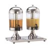 American Metalcraft JUICE2 Beverage Dispenser, Non-Insulated