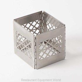 American Metalcraft KSMC6 Bread Basket / Crate, Metal