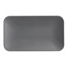 Platón, Plástico <br><span class=fgrey12>(American Metalcraft MCP12GR Platter, Plastic)</span>
