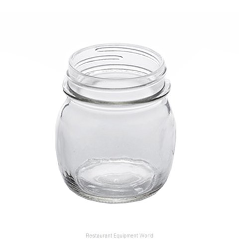 American Metalcraft MJ85 Glass, Mason Jar