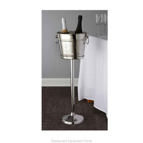 American Metalcraft OWBS Wine Bucket / Cooler, Stand (Magnified)