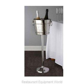 American Metalcraft OWBS Wine Bucket / Cooler, Stand
