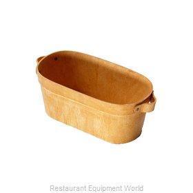 American Metalcraft PWOB8 Bread Basket / Crate