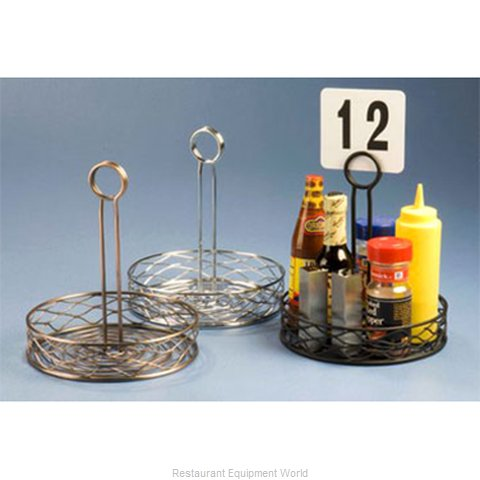 American Metalcraft RBNB16 Condiment Caddy, Rack Only