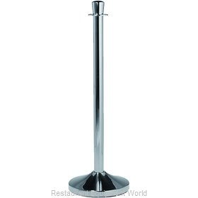 American Metalcraft RSCLC Crowd Control Stanchion Portable