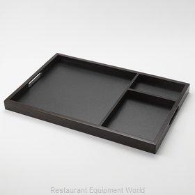 American Metalcraft RSTDB60 Plate/Platter, Compartment, Wood