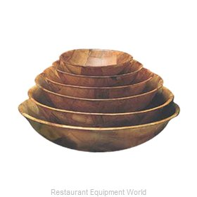 American Metalcraft RWW6 Bowl, Wood