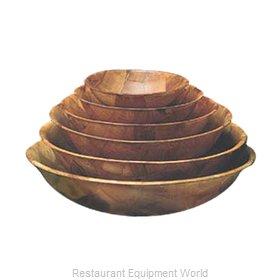 American Metalcraft RWW8 Bowl, Wood