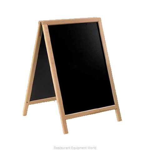 American Metalcraft SBDB85 Sign Board, A-Frame