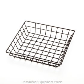 American Metalcraft SQGB10 Basket, Display, Wire