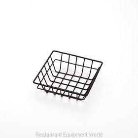 American Metalcraft SQGB6 Basket, Display, Wire