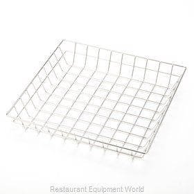 American Metalcraft SQGS12 Basket, Display, Wire