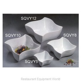 American Metalcraft SQVY12 Bowl China 97 oz large over 3 qt