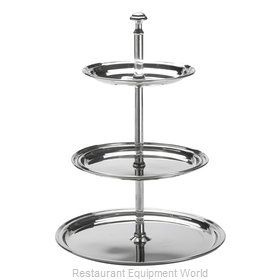 American Metalcraft STS3 Display Stand, Tiered