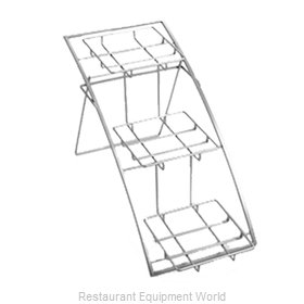American Metalcraft TASMED Display Stand, Tiered