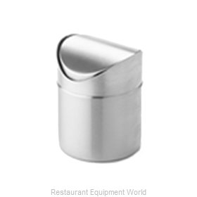 American Metalcraft TIM4 Trash Receptacle, Countertop