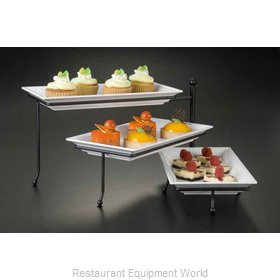 American Metalcraft TTREC3 Display Stand, Tiered