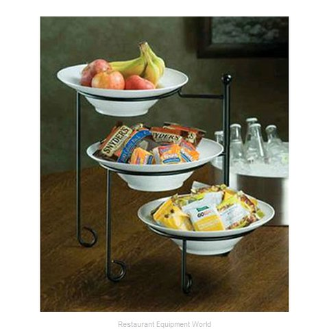 American Metalcraft TTRS3 Tiered Display Server Stand