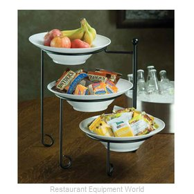 American Metalcraft TTRSMEL7 Display Stand, Tiered
