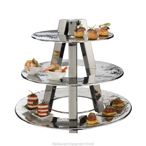 American Metalcraft TTS2319 Display Stand, Tiered