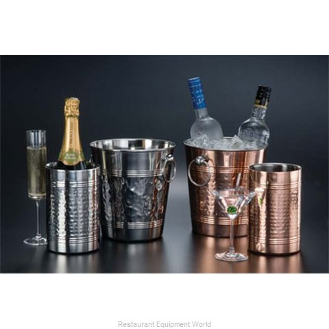 American Metalcraft WB8C Wine Champagne Bucket Non-Insulated