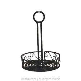 American Metalcraft WBCC6 Condiment Caddy, Rack Only