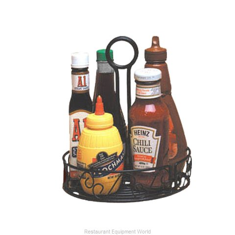 American Metalcraft WBCC8 Condiment Caddy, Rack Only