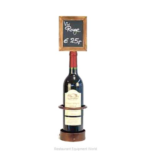 American Metalcraft WBWR1 Liquor Bottle Display Countertop