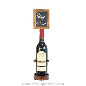 American Metalcraft WBWR1 Liquor Bottle Display, Countertop