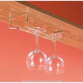 American Metalcraft WGH16CR Glass Rack, Hanging