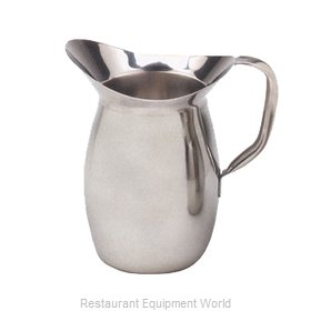 American Metalcraft WP100 Pitcher, Stainless Steel