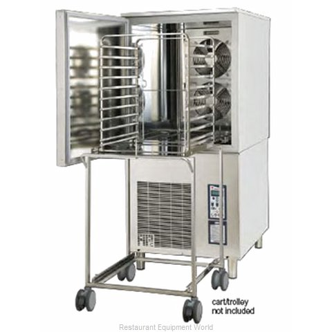 American Panel AP12BCF110-3-R Blast Chiller Freezer Reach-In (Magnified)