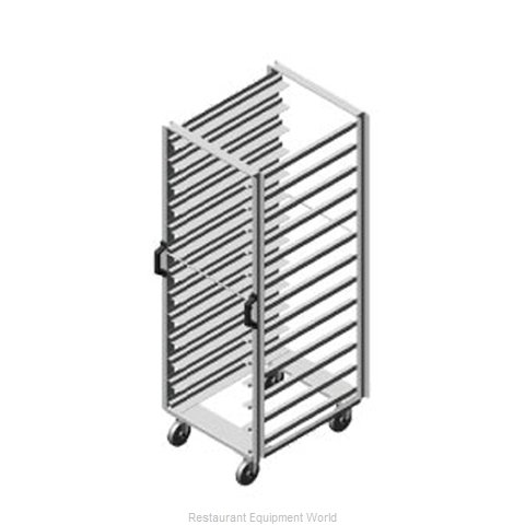 American Panel Corporation APR13-39 Mobile Pan Rack