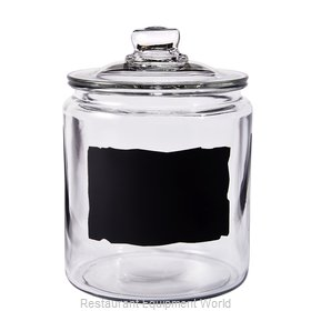 Anchor Hocking 11066CLKAHG17 Storage Jar / Ingredient Canister, Glass