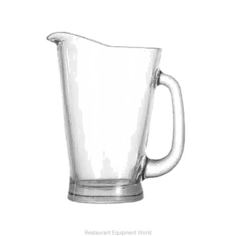 Anchor Hocking 1155UR Pitcher Glass (Magnified)