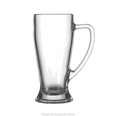 Anchor Hocking 133450 Handled Beer Glass