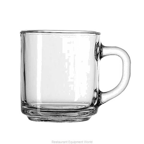 Anchor Hocking 133U Glass Mug Coffee