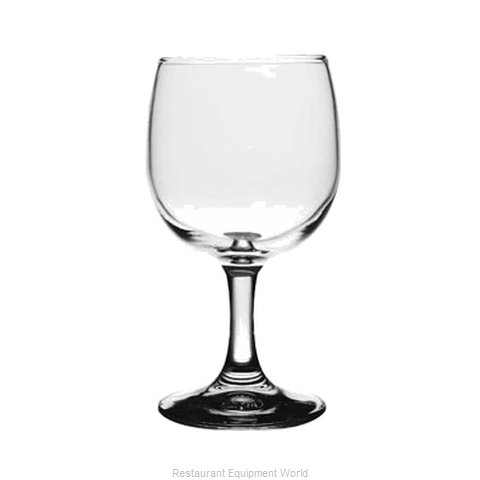 Anchor Hocking 2928M Glass Wine (Magnified)