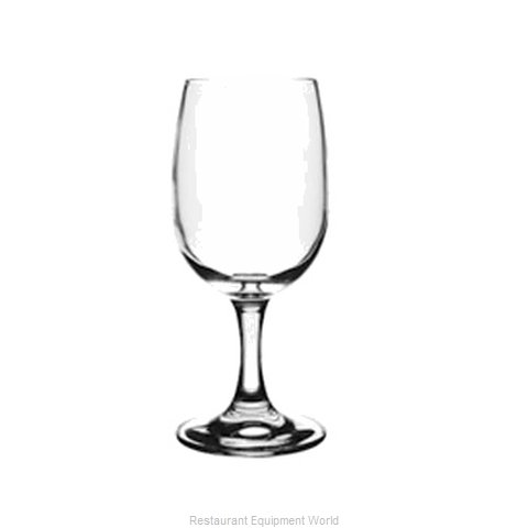 Anchor Hocking 2936M Glass, Wine (Magnified)