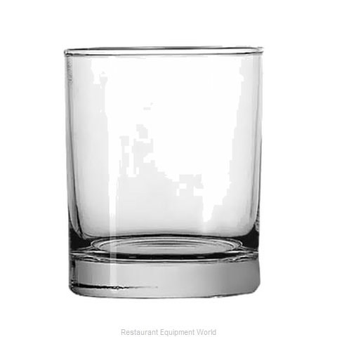 Anchor Hocking 3143U Glass, Old Fashioned / Rocks (Magnified)