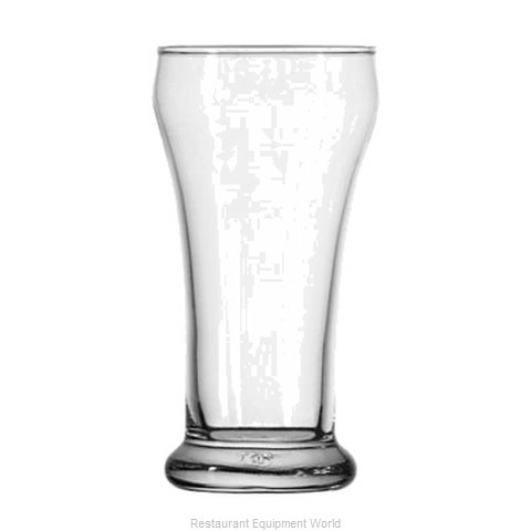 Anchor Hocking 3748U Beer Glass (Magnified)