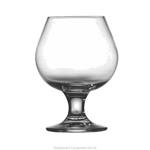 Anchor Hocking 3933M Glass, Brandy / Cognac (Magnified)