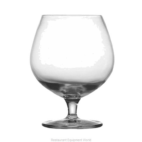 Anchor Hocking 3951M Glass, Brandy / Cognac (Magnified)