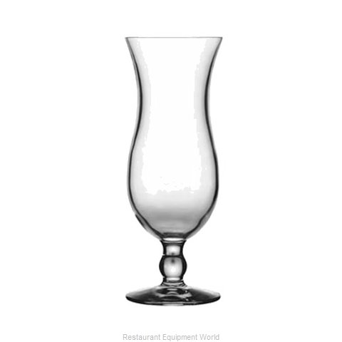 Anchor Hocking 524UX Glass, Hurricane / Poco Grande (Magnified)