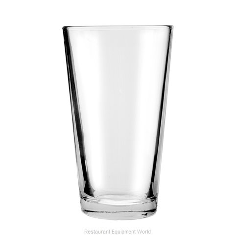 Anchor Hocking 7176FU Beverage Glass (Magnified)