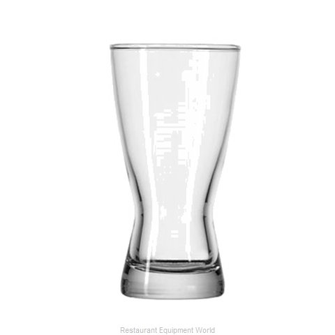 Anchor Hocking 7412U Glass, Beer (Magnified)