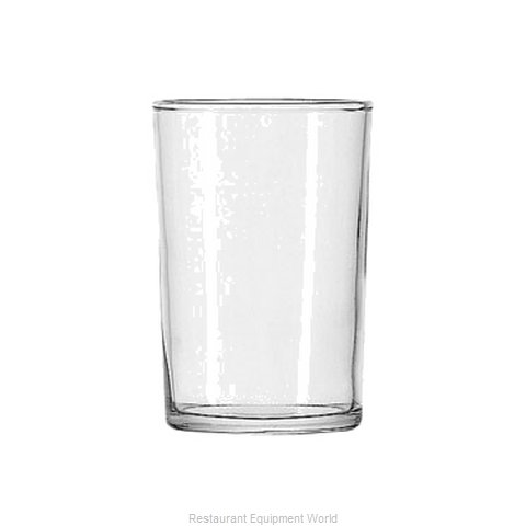 Anchor Hocking 7511U Glass, Water / Tumbler (Magnified)