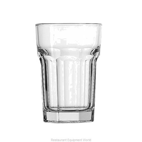 Anchor Hocking 7732U Glass, Water / Tumbler (Magnified)