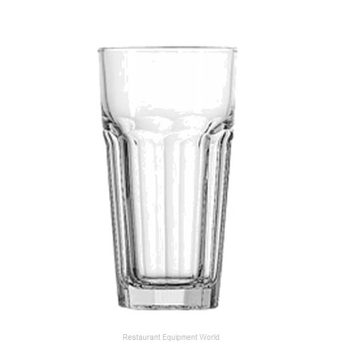 Anchor Hocking 7733U Beverage Glass (Magnified)