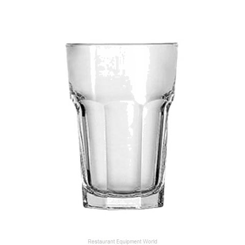 Anchor Hocking 7745U Beverage Glass (Magnified)